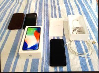 Cambio iPhone X de 64GIGAS