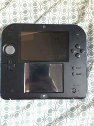 Nintendo 2ds + Pokemon Ultraluna