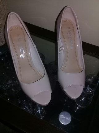 Wallapop Marypaz En Hermanas Dos De Segunda Zapatos Mano NOmvn08w