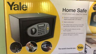 Yale home safe brand new in box