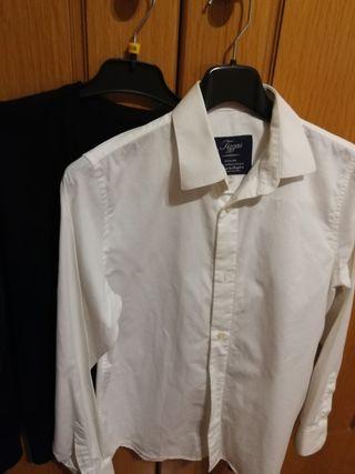 Camisa y chaqueta d músico