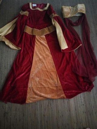 Disfraz medieval. t 5-6