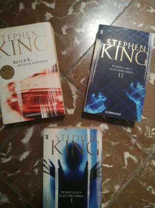 Stephen King Pack