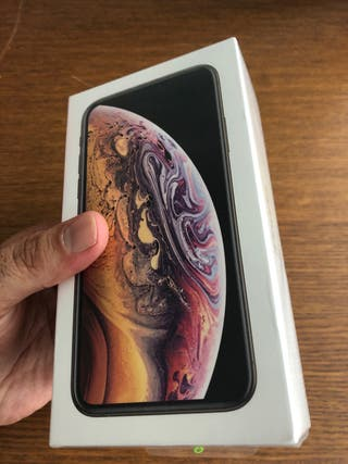 Iphone xs 64gb dorado precintado