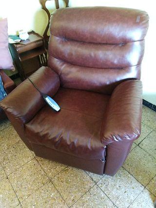 sillón relax,con masaje