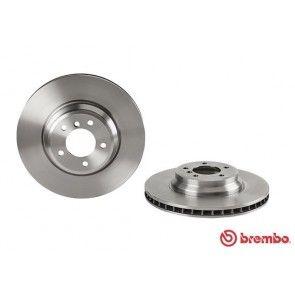 2 Discos de freno nuevos BREMBO 09.A599.10 nuevos
