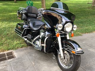 Harley ultra clasic