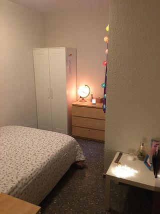 Muebles habitación doble (cama incluida)