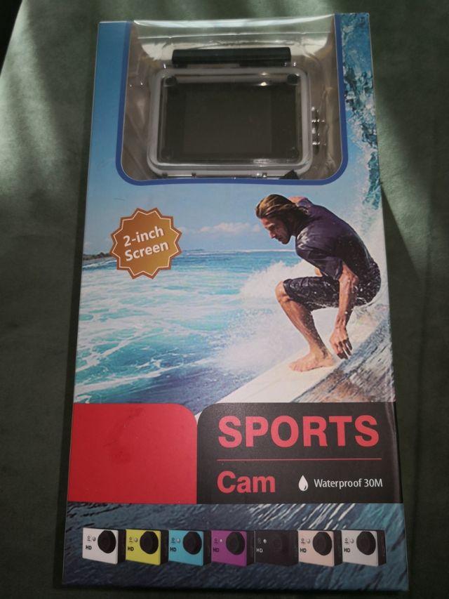 Cam waterproof 30M