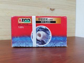 Azoo Bioglass para filtros de acuario