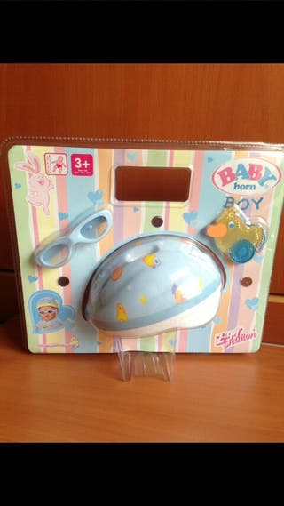 Casco para muñeco Baby Born
