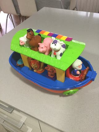 Arca de Noé musical