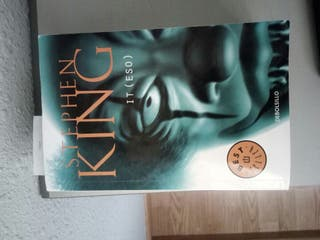 It (Eso) libro, Stephen King.