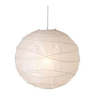 3 pantallas para lámpara de techo Ikea Regolit