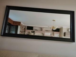 espejo moderno pared