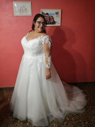 siempre popular super barato se compara con comprar auténtico Vestido de novia Pronovias de segunda mano en Paterna en ...
