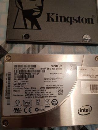 Discos Duros SSD Ultra rápidos