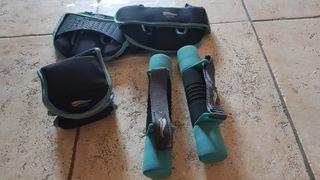 Pack cargas fitnes