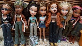 Muñecas Bratz colección