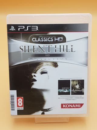 SILENT HILL HD COLLECTION PS3