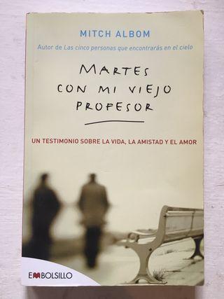Libro: Martes con mi viejo profesor