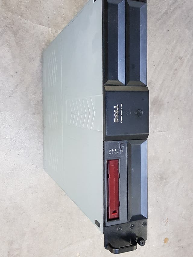 Cintas Robot Dell powervault 114T