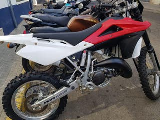 Husqvarna 125 moto enduro