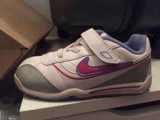 zapatillas nike niños 27