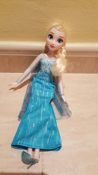 Muñeca Barbie Frozen