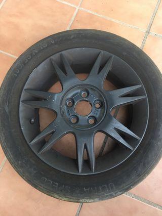 Llantas de aluminio SEAT Ibiza 15 pulgadas