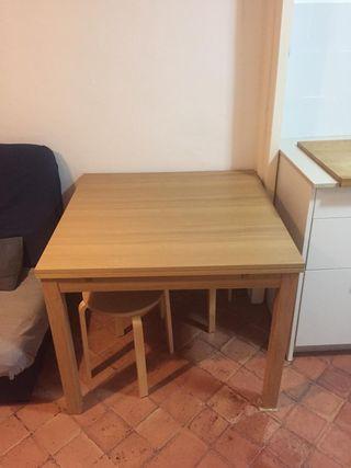 Mesa comedor Ikea de segunda mano en Barcelona en WALLAPOP