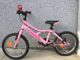 Bicicleta Orbea 16
