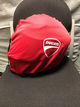 "Casco Agv Dark Rider V2""Ducati"""
