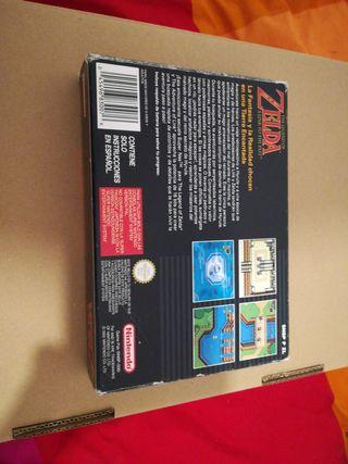 Zelda a link to the past, Super Nintendo