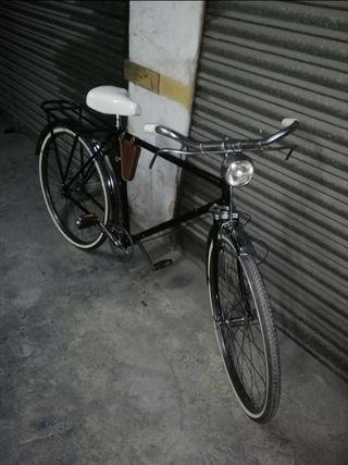 bicicleta antigua varilla BH 650