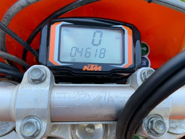 KTM EXC-F 250 2004