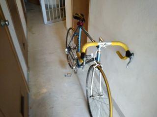 Bicicleta de carreras profesional