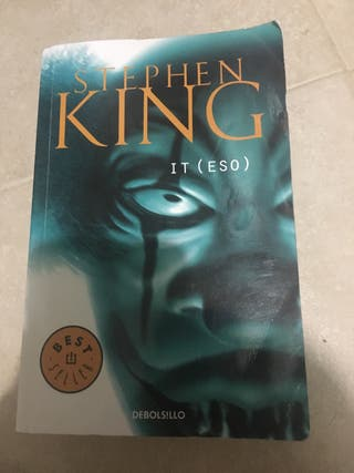 Libro stephen king it (eso)