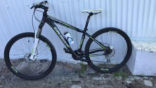 Bicicleta de montaña QÜER
