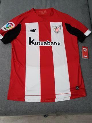 Camiseta Athletic temporada 19/20