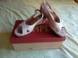 Zapatos Twin de Camper. T37 de segunda mano por 12 € en