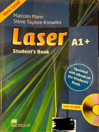 Libro inglés Láser A1 isbn 9780230422889