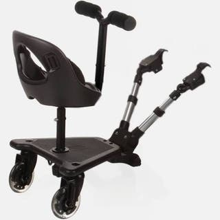 Patinete con asiento skate becool