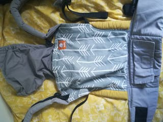 mochila portabebé ergonómica Tula baby