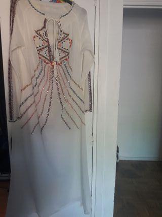 Vestido boho etnico