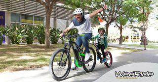 Bicicleta Semi-Tamden