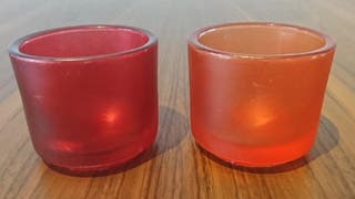Portavelas (IKEA) / Candle holders