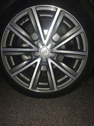 """Llantas 17"""" Audi A1 sportback"""