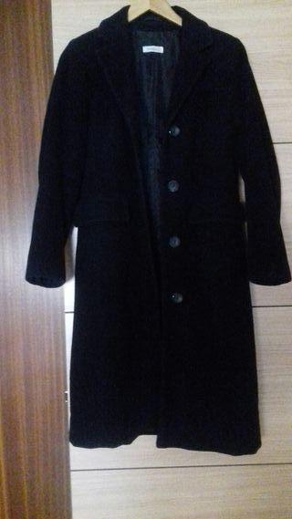Abrigo lana 80% talla 42