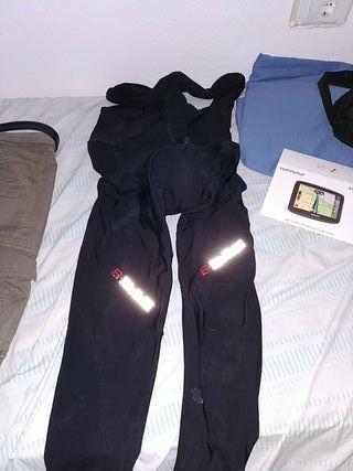 ropa de ciclismo poco usada y marcas premium